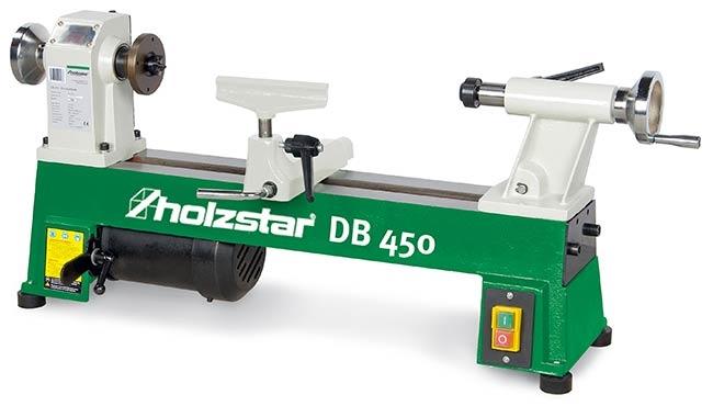 Holzstar DB 450 Soustruh na dřevo