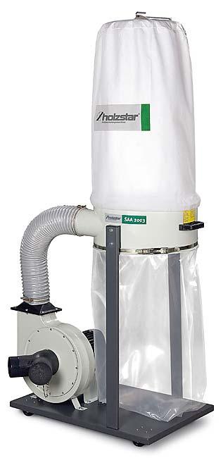 Holzstar®Odsávací zařízení SAA 2003 (400 V)