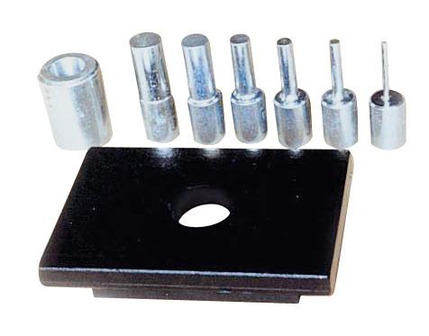 Metallkraft Sada pro WPP 20 BK - 4102020