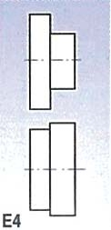Metallkraft Rolny typ E4 (pro SBM 110-08)