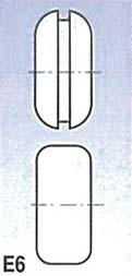 Metallkraft Rolny typ E6 (pro SBM 110-08)
