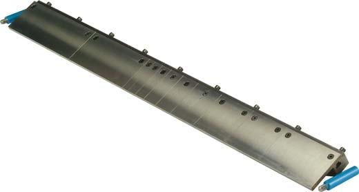 Metallkraft Vysoká segmentová horní lišta 660 HS - 3770068