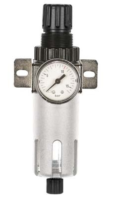 "Aircraft  FDR Ac 1/4"" regulátor tlaku s filtrem 12bar (2316000)"