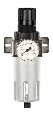 "Aircraft Regulátor tlaku s filtrem FDR Ac 1/2"", 12 bar - 2316200"