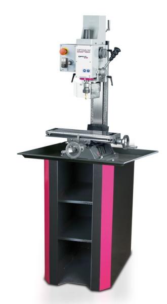 Optimum OPTImill BF 16 Vario stolní frézka - 3338116
