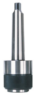 Pouzdro s kuželem MK 3 pro upnutí závitových kleštin M8  - M25