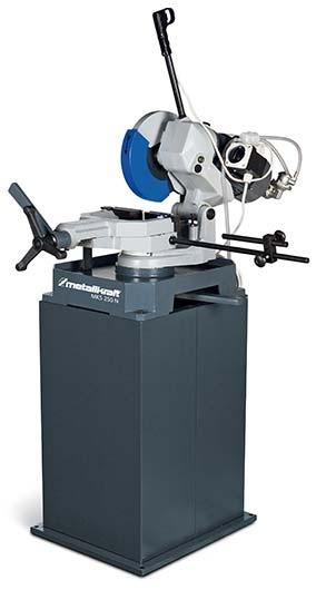 Metallkraft MKS 250 N manuální okružní pila na kov
