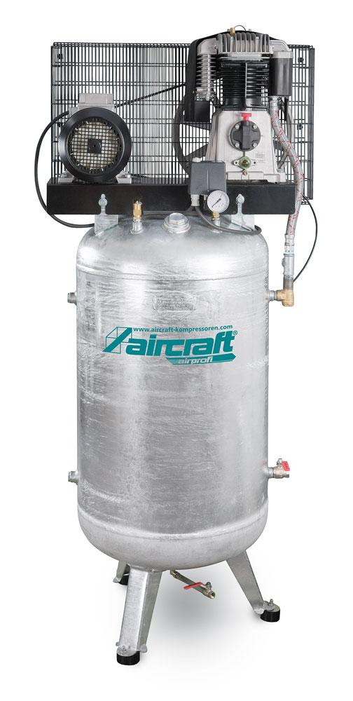 Stacionární kompresory Airprofi se stojící nádobou