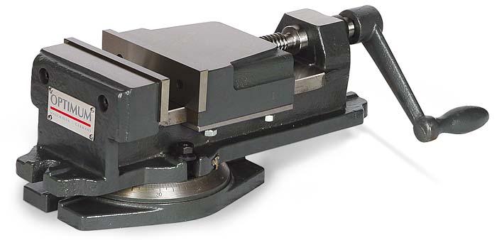 OPTIMUM Strojní svěrák FMS 125