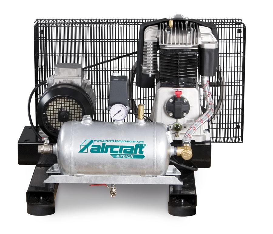 Aircraft AIRPROFI BK 703/13/15 přídavný kompresor 15bar