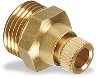 """Aircraft Vypouštěcí ventil kondenzátu 1/4"""" - 2507307"""