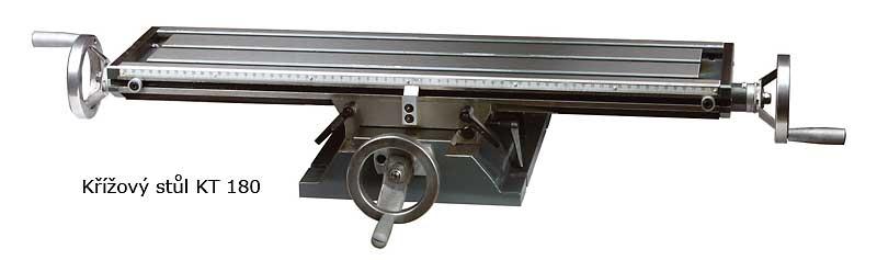 Optimum KT 180 křížový stůl - 3356591