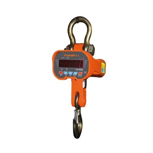 Unicraft®Závěsná digitální váha KW 10