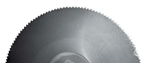 Metallkraft 3652506 Pilový kotouč HSS, DM05 250 x 2/32 mm, t6