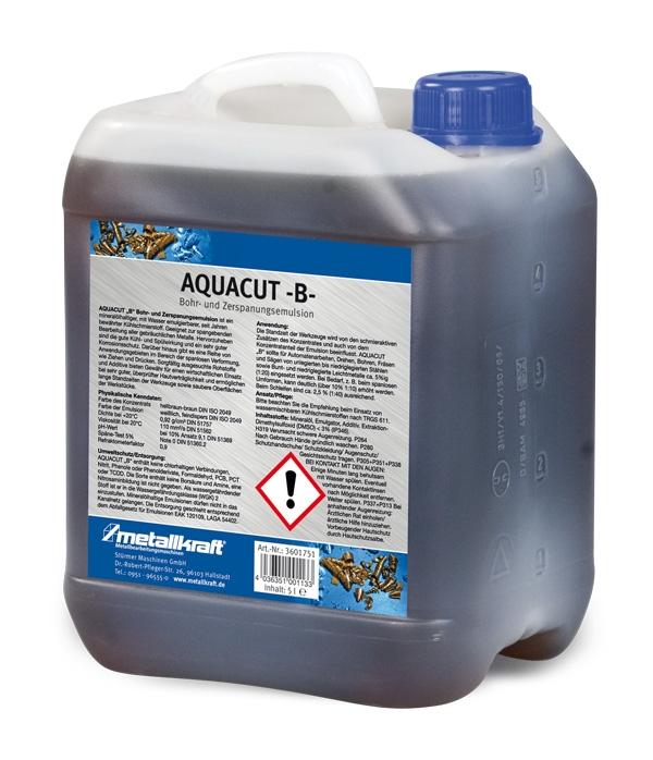 Metallkraft Koncentrované chladivo Aquacut B,  5 l