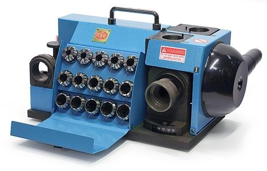 Metallkraft GS-34 bruska na spirálové vrtáky - 8301034