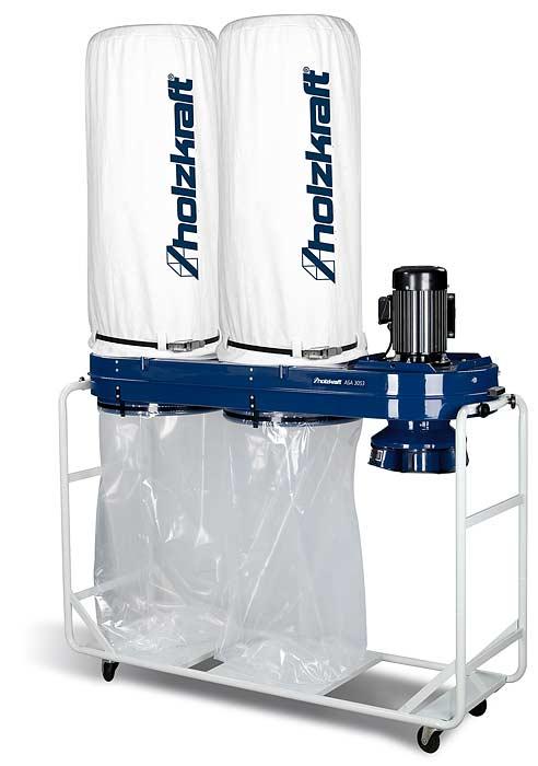 Holzkraft®Odsávací zařízení ASA 4003