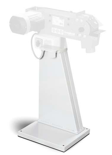 Metallkraft 3921227 Podstavec pro brusky MBSM 100-130