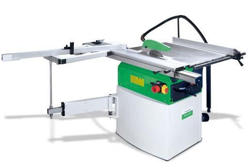 Formátovacia píla  TKS 250 SC (400 V)
