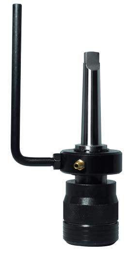 Metallkraft Unášecí hlava MK2 / Weldon 19 mm Quick (s chlazením) - 38720.1303
