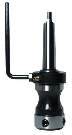 Metallkraft Unášecí hlava MK3 / Weldon 32 mm (s chlazením) - 38720.1290