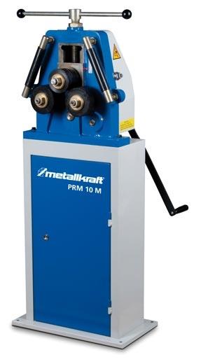 Metallkraft®Ruční zakružovačka profilů PRM 10 M