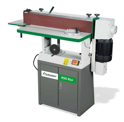 Pásová bruska HOLZSTAR® KSO 850 (400 V)