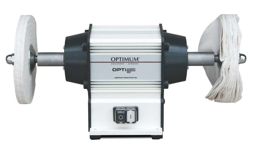 Optimum OPTIpolish GU 25 P (400 V) Dvoukotoučová leštička