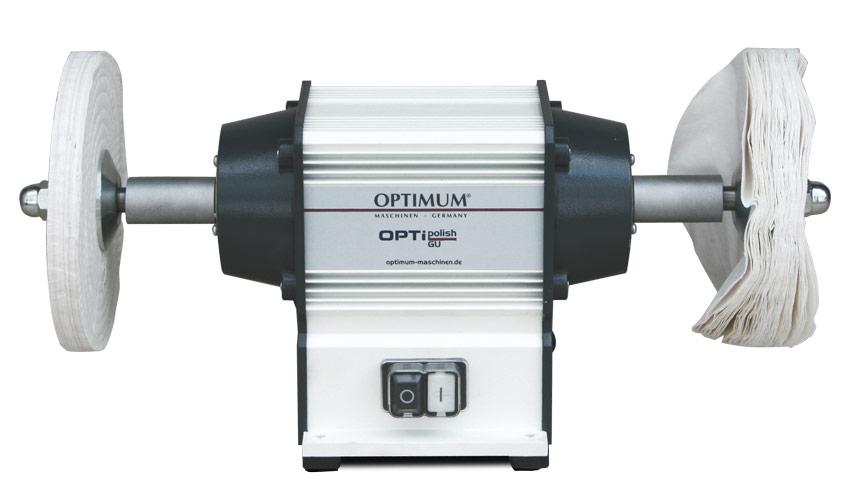 Optimum OPTIpolish GU 20 P (400 V) Dvoukotoučová leštička