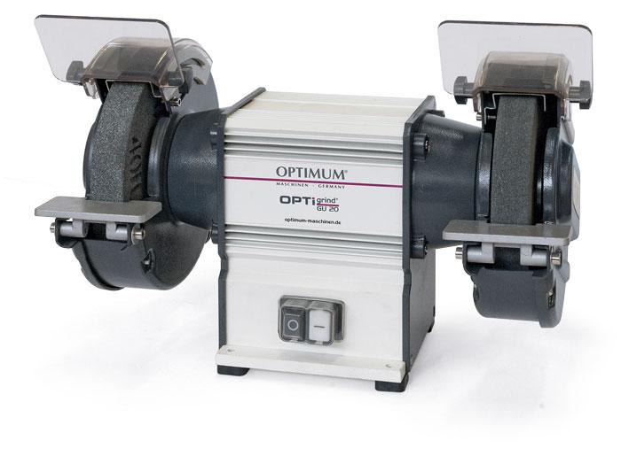 Dvoukotoučová bruska OPTIgrind GU 20 (400 V)