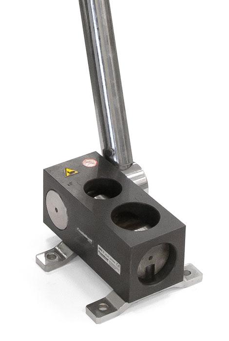 Metallkraft MRA 3 ruční vystřihovačka trubek - 3772993