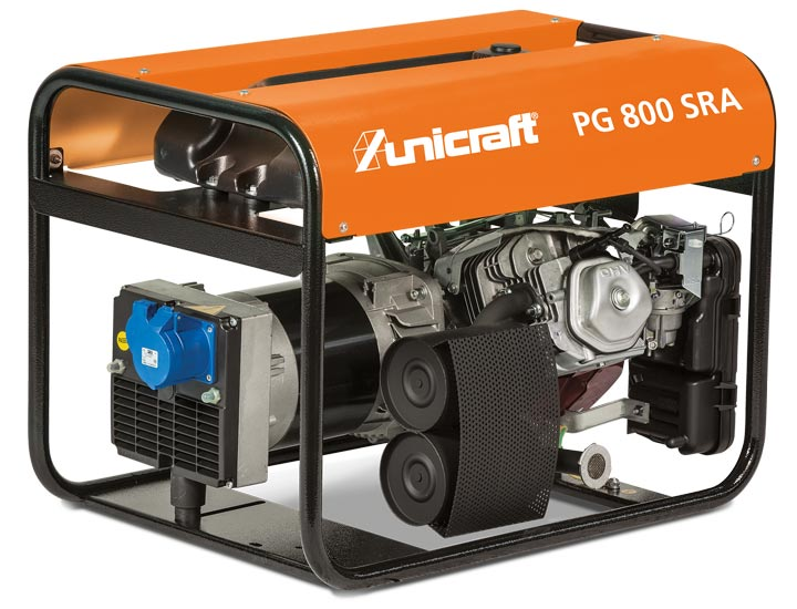 Unicraft Elektrocentrála PG 800 SRA