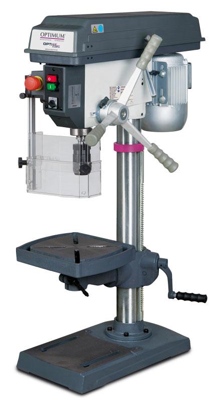 Stolná vŕtačka OPTIdrill B 23 Pro (400 V)