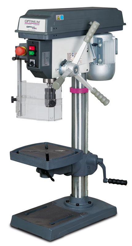 Optimum OPTIdrill B 23 PRO (400 V) stojanová vrtačka - 3003233