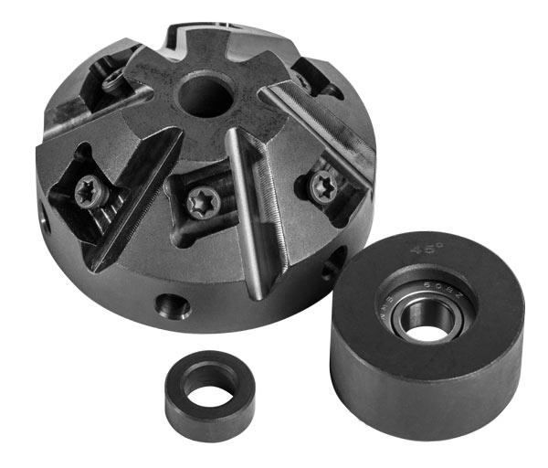 Metallkraft Frézovací hlava 45° pro KE 10-2 - 3991111