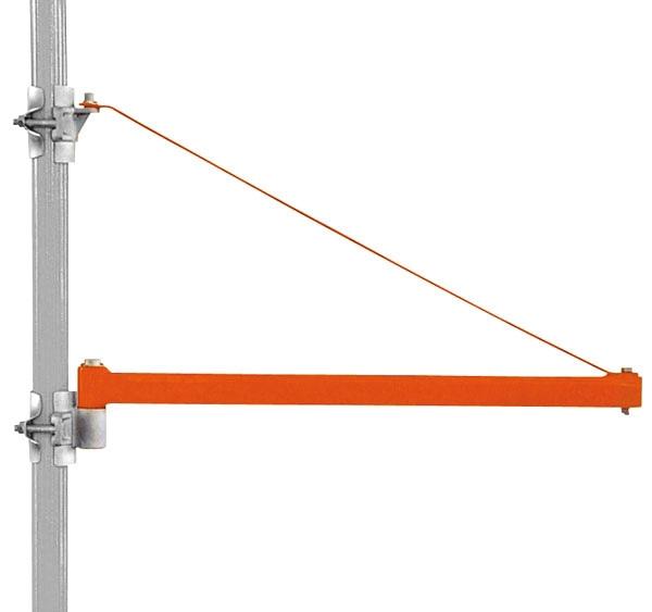 Unicraft®Nástěnné otočné rameno WSA 1000-750-2
