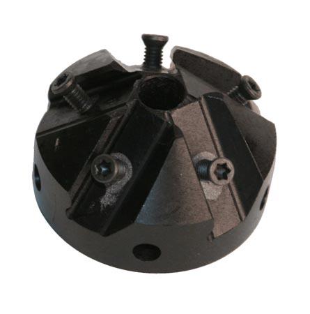 Metallkraft 3991101 Frézovací hlava 45° pro KE 10