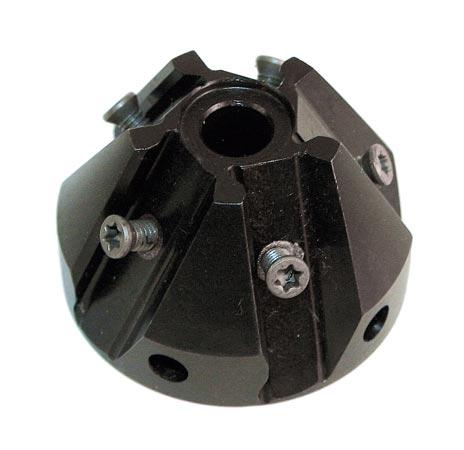 Metallkraft 3991102 Frézovací hlava 30° pro KE 10