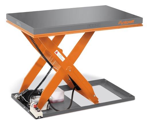 Unicraft SHT 2000 Hydraulický zvedací stůl - 6154200