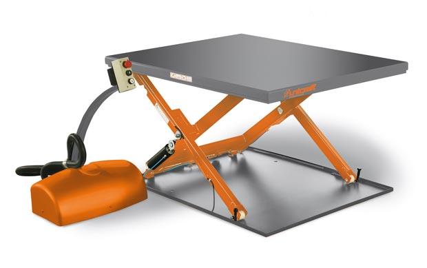 Unicraft SHT 1001 G Hydraulický zvedací stůl - 6153100