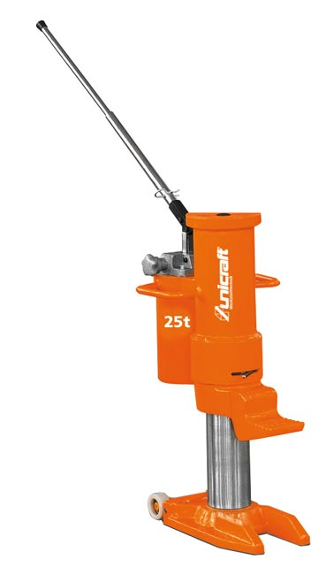 Unicrfat HMH 25 Hydraulický strojní zvedák