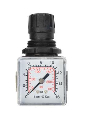 """Aircraft Regulátor tlaku s 1/4"""" 14 bar - 2314050"""
