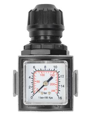 """Aircraft Regulátor tlaku 1/2"""", 14 bar - 2314250"""