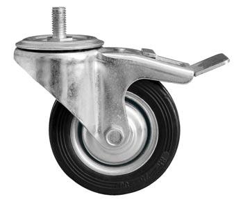 Aircraft Pojezdové kolo s kovovou brzdou pro kompresory - 2505562