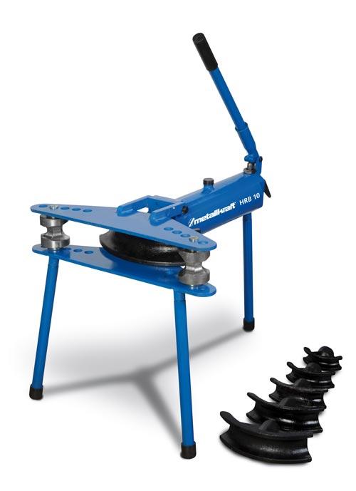 Metallkraft HRB 10 ruční hydraulická ohýbačka trubek