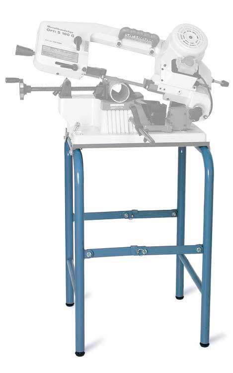 Metallkraft MUG 1 Skládací podstavec pro pily - 3630000
