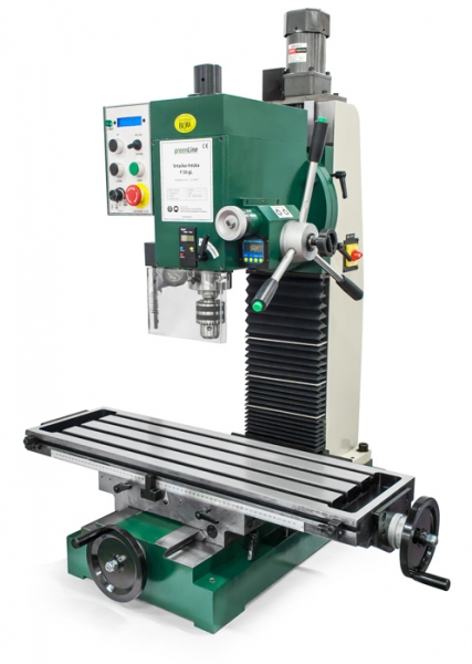 GreenLine F 50 gL vrtačko/frézka - 7210050