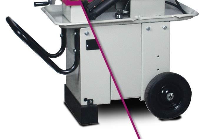Optimum OPTIsaw S 181 pásová pila na kov - 3300181