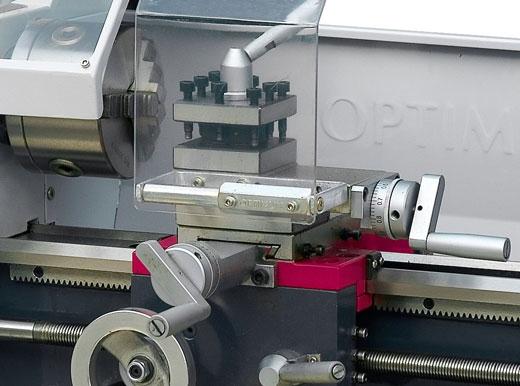 Optimum OPTIturn TU 2004 V stolní soustruh