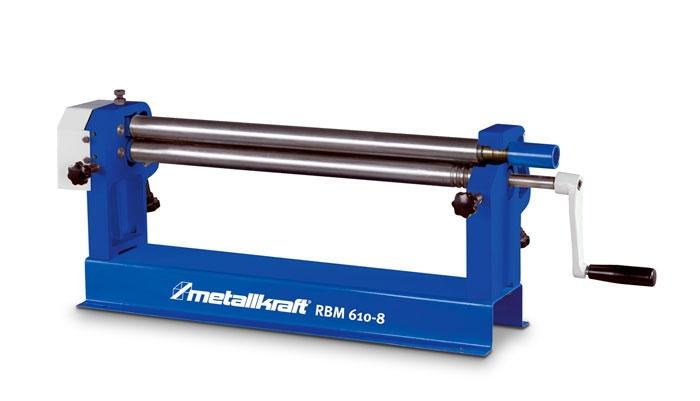 Metallkraft RBM 610-8 ruční zakružovačka plechu - 3780618